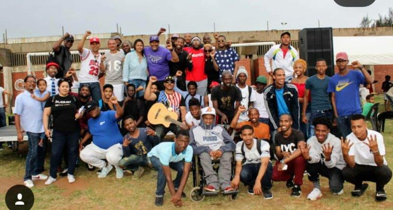 International Artist Showcase brings youth and music together in South Africa