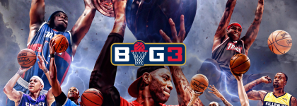 BIG3 basketball league announces new sponsorship deal with Toyota!
