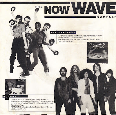 "Remember The ""Now Wave Sampler?"""