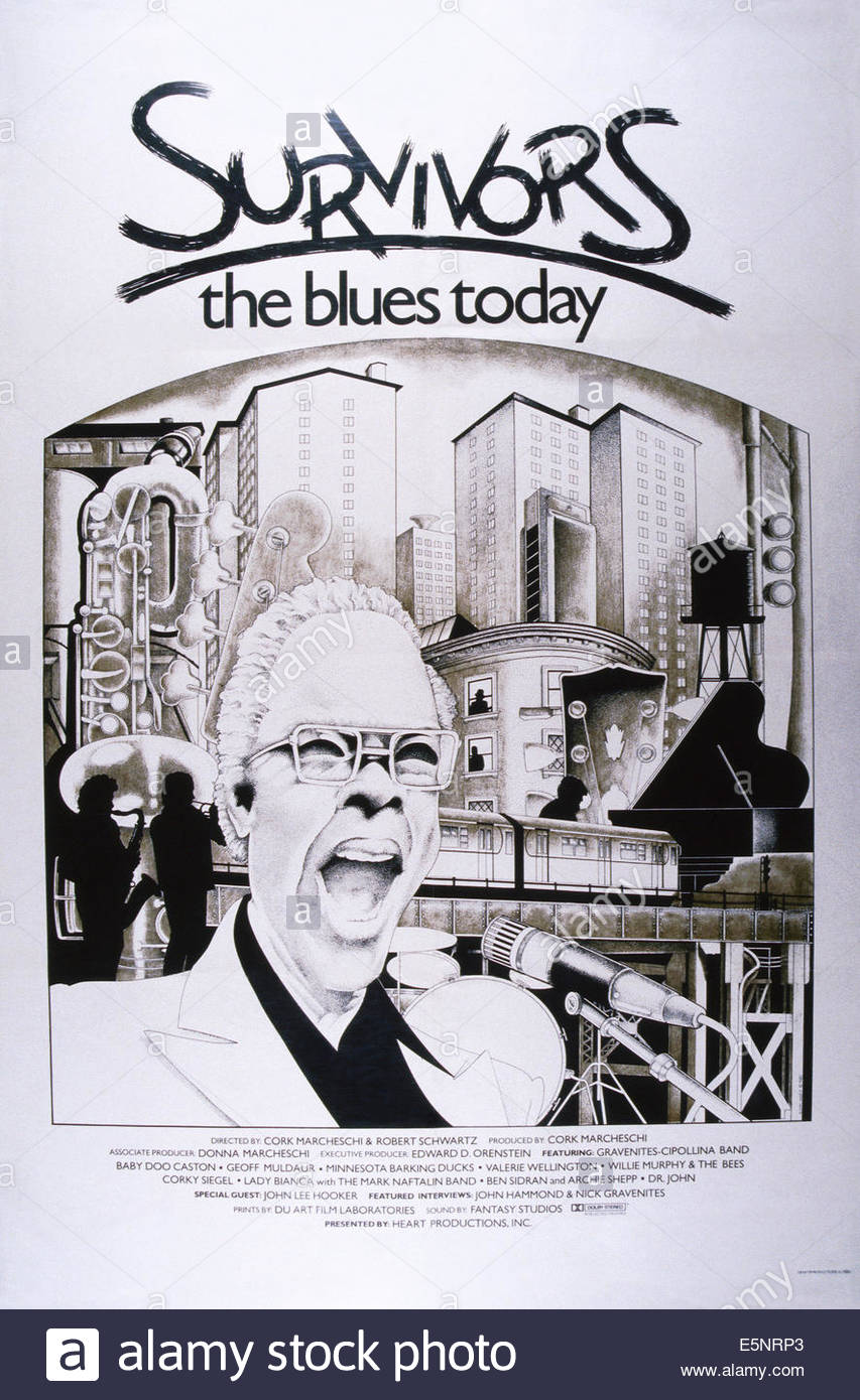Obscure Documentary About The Blues Features Twin Cities