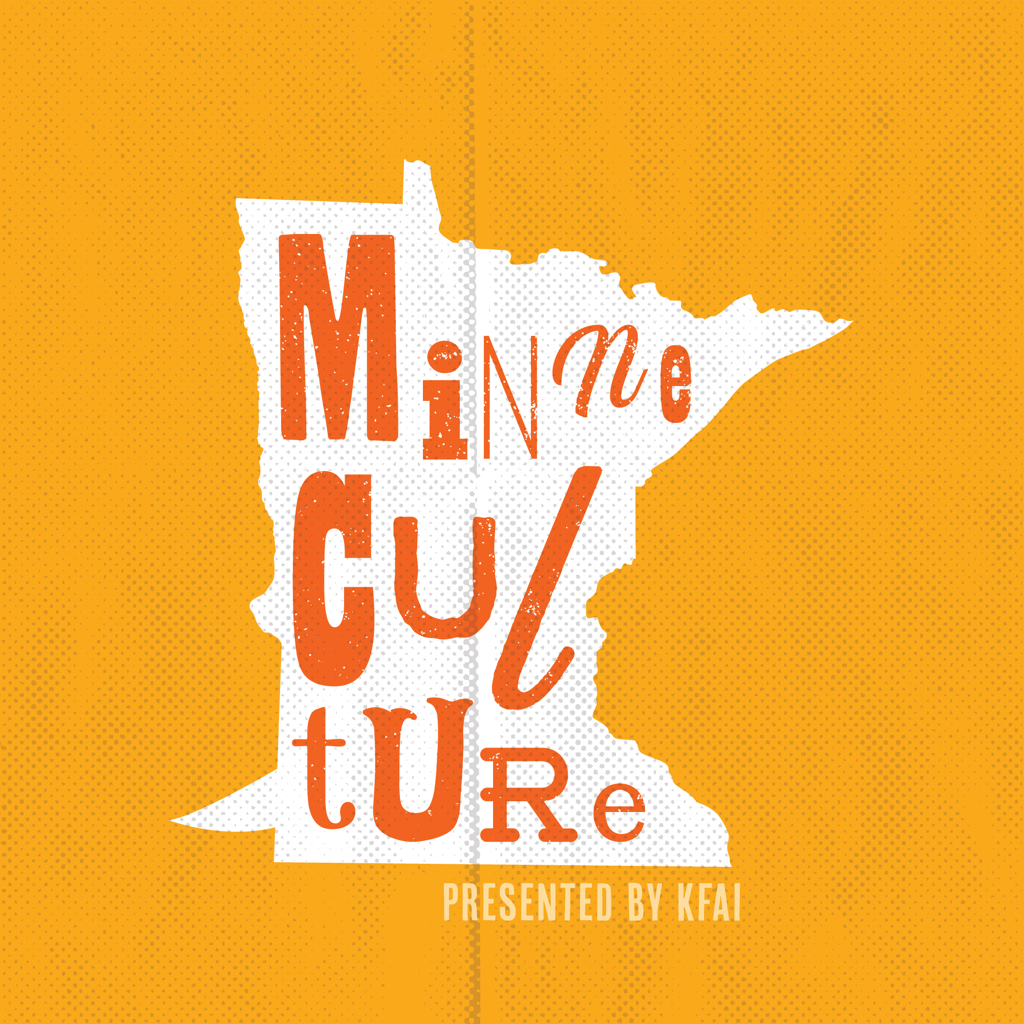 Logo for Minneculture Podcast