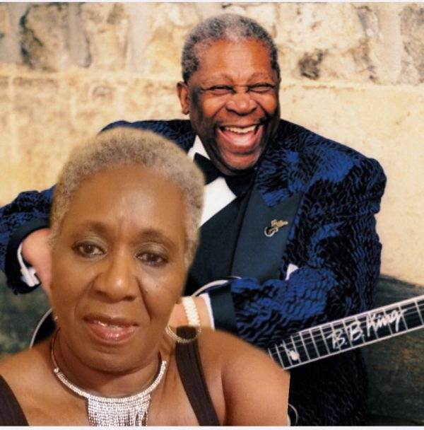 True Brit! talks to Shirley King – B.B. King's bluesy daughter!