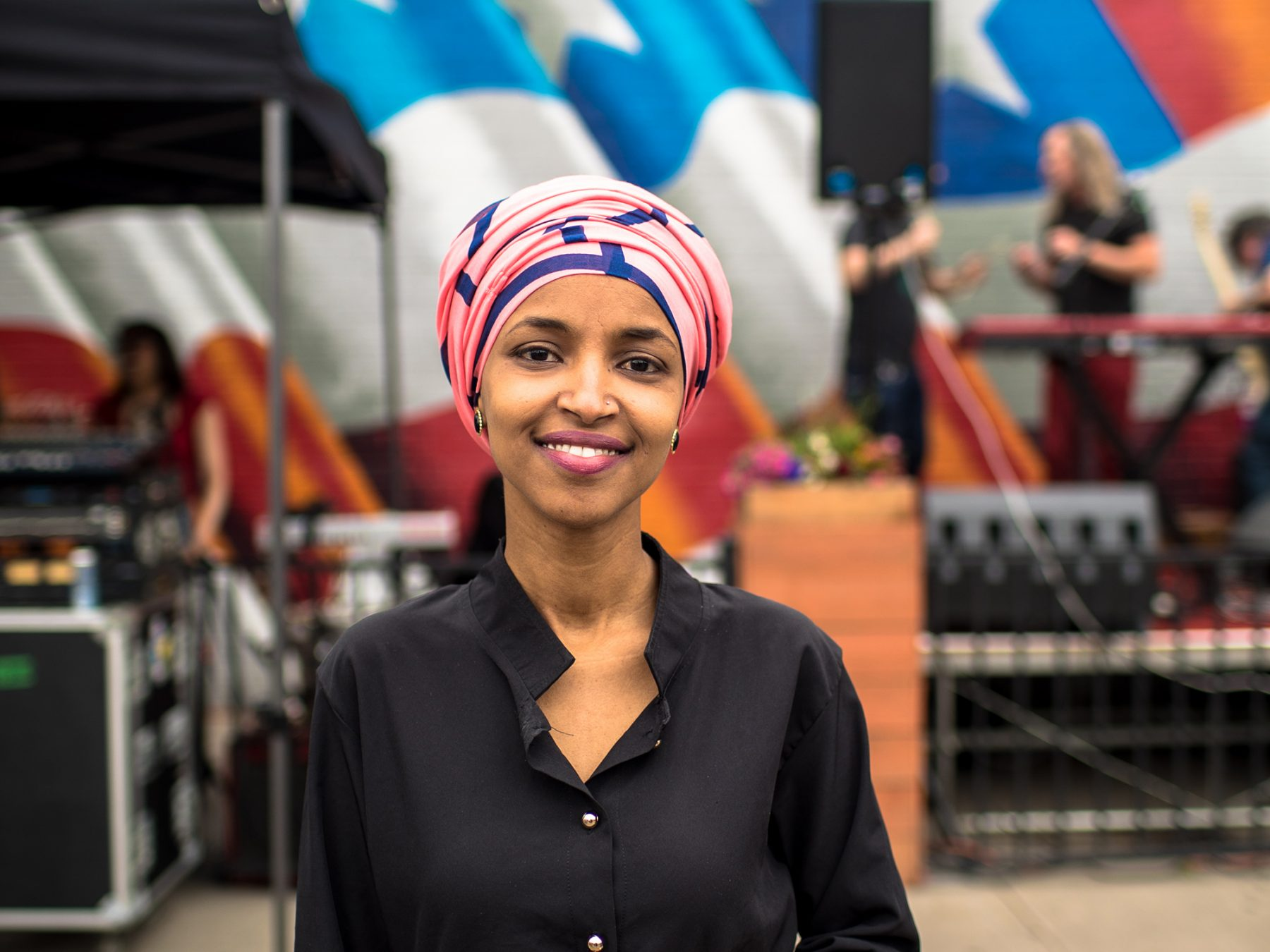 Ilhan Omar and Ms. Margaret – In Conversation
