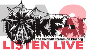listen to theundead stream