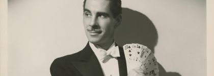JackPyleMasterofDeception MinneCulture | The Master of Deception: John Ivan-Palmer Remembers His Magician Father in New Memoir