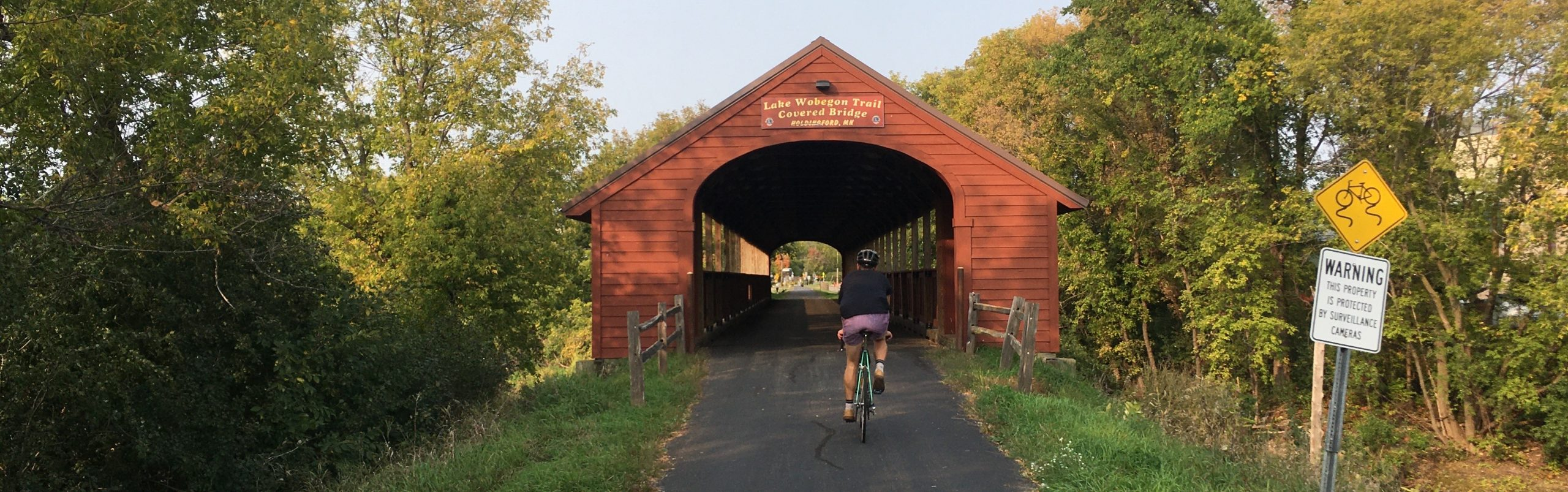 MinneCulture | Art in Motion Brings Artwork, Bands, and Biking to the Lake Wobegon Trail