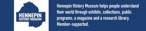 Supported by Hennepin History